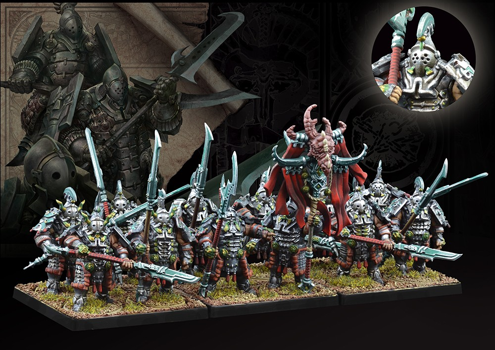 Dragonslayers - The Hundred Kingdoms - Heavy Infantry - Conquest