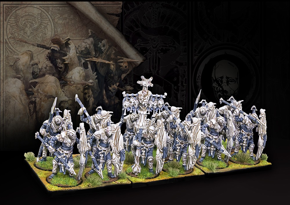 Force-Grown Drones - The Spires - Light Infantry - Conquest