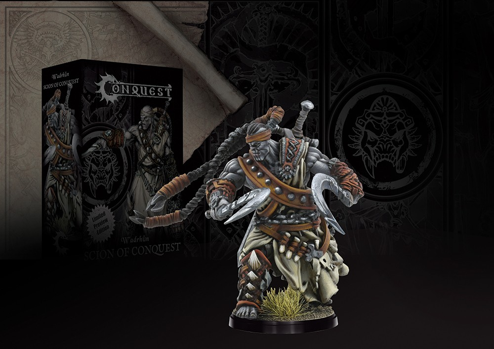 GAME STATE Singapore W'adrhŭn Preview Edition Scion Of Conquest